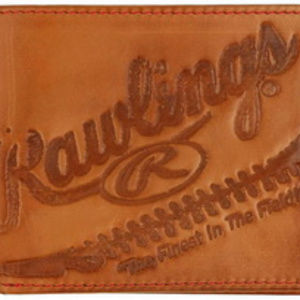 Rawlings Accessories - Collectable Rawlings Vintage Tan Leather Wallet